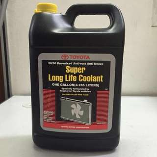 Toyota Long Life Coolant