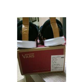 Vans tesella black gold