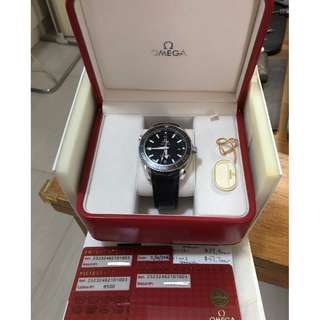 OMEGA SEAMASTER PLANET OCEAN 600M OMEGA CO-AXIAL 45.5 MM (232.32.46.21.01.003)