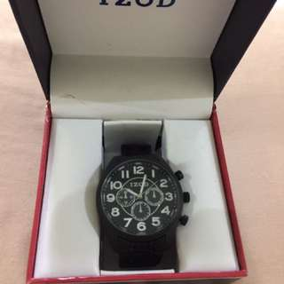 izod matte black watch