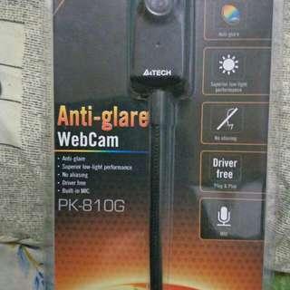 A4Tech Anti-glare Webcam PK-810G