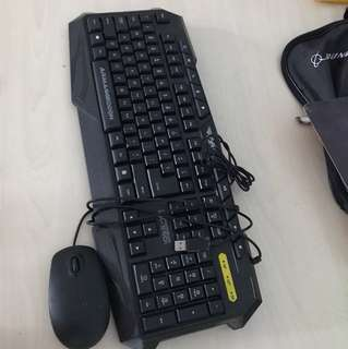 Game Keyboard