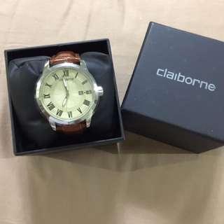 claiborne watch