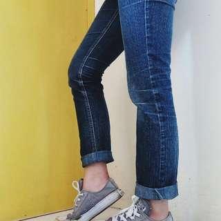 Jeans Hitam NIX Ori