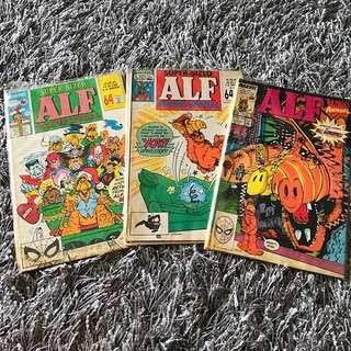 Collectors Item - Marvel's ALF Comics ($8 each)