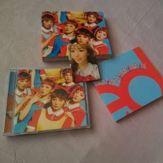 Red Velvet The Red Album with Wendy PC