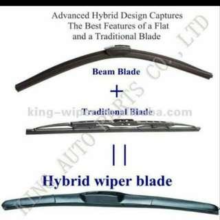 Hybrid wiper
