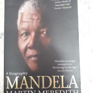 Nelson Mandela- A Biography by Martin Meredith