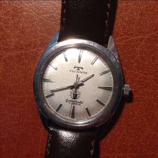 Technos 復古手錶