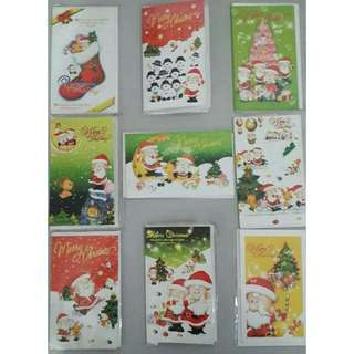 Christmas Card Santa Claus