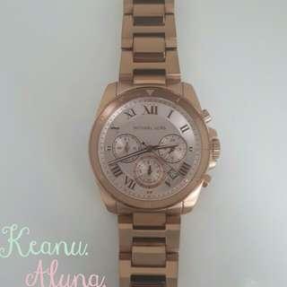 MICHAEL KORS Brecken Chronograph Ladies Watch MK 6367