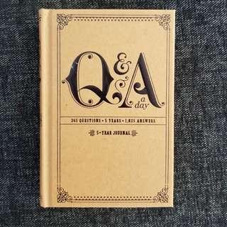 5 Year Journal