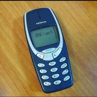 古董電話3310