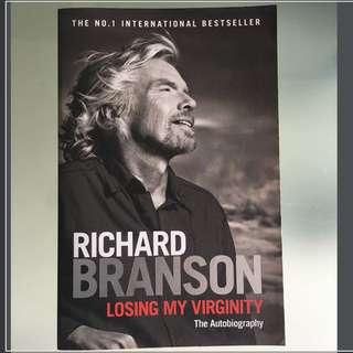 Losing My Virginity by Sir Richard Branson