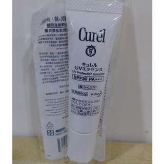 Curel 潤浸保濕清透水感防曬乳(臉.身體用) 12g