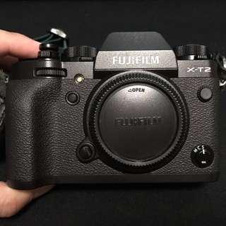 Fujifilm X-T2 (Fuji XT2)