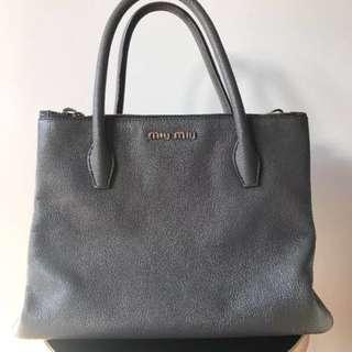 Miu Miu Top Handle Bag with Dustbag & Receipt