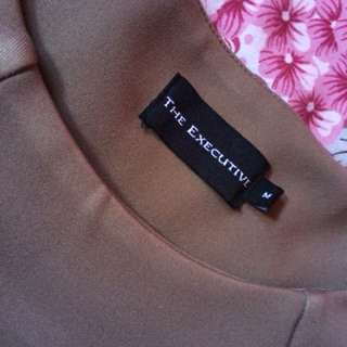 PRELOVED THE EXECUTIVE BLOUSE