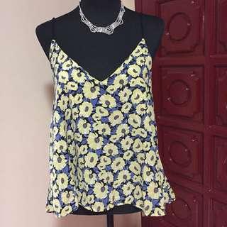 sunflower / floral design