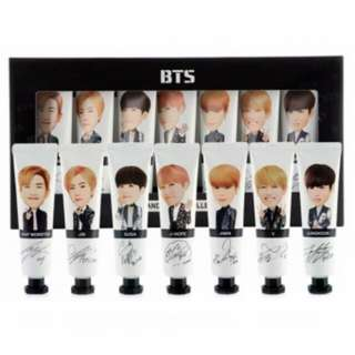 BTS HANDCREAM