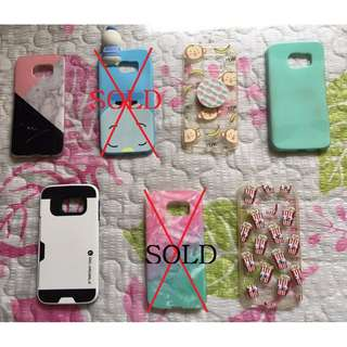 Pre-Loved Samsung Galaxy S6 Edge Cases for Sale