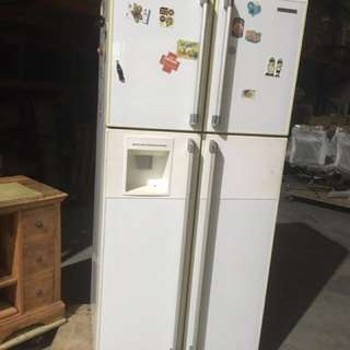 A used fridge for sell