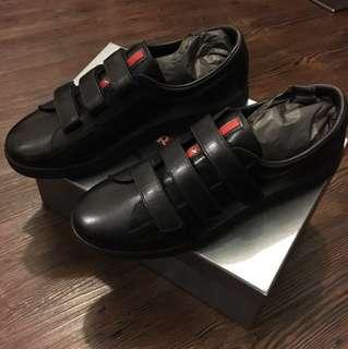 Prada sneaker sporty shoe 普拉達休閒運動鞋