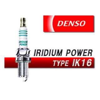 Denso Iridium Power Spark Plugs IK16