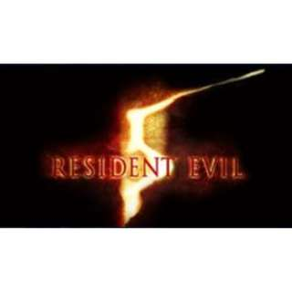 (Steam price 22.41sgd) resident evil 5 Gold edition