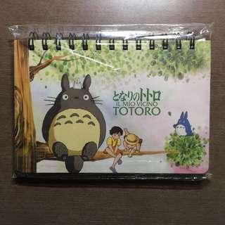Totoro 2018 planner/ diary