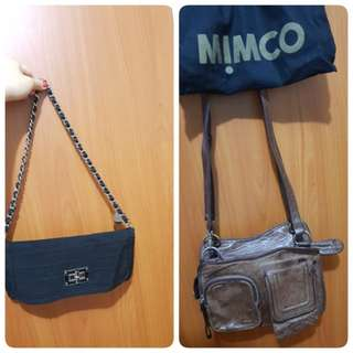 Mimco now 2for$40 WAS $50deliverd