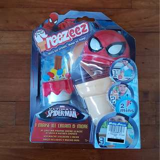Spiderman Ice Cream Maker