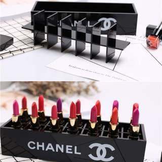 Chanel inspired lipstick holder