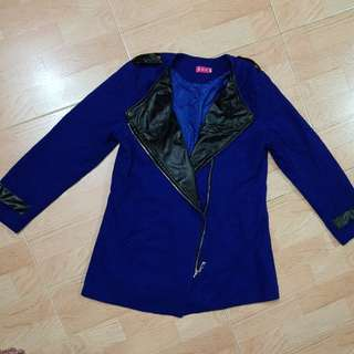 Ladies Winter Military Jacket Size S to M