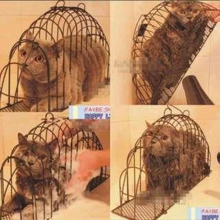 貓咪洗澡籠