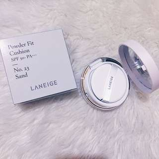 Laneige Powder Fit Cushion No. 23