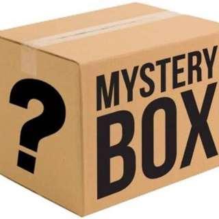 MYSTERYBOX WORTH OF 500+