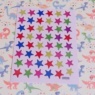 Stars stickers 🌟