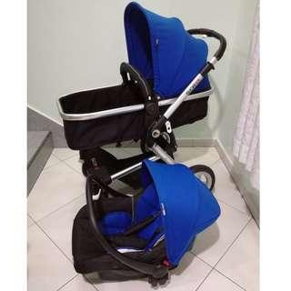 Baby stroller SCR13 Sweet Cherry