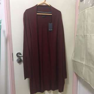 Marc o polo Cardigan coat 長冷外套