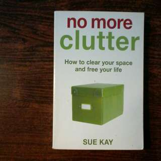 [Used-Good] No More Clutter (9780340836774)