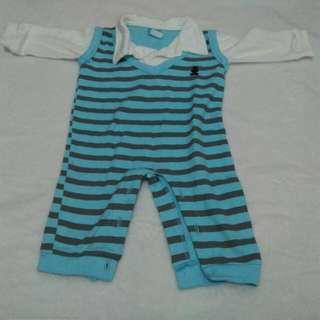 Jumpsuit baby unisex