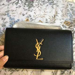 Brand new with receipt saint laurent Kate satchel