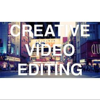 Video Editing & Advertising Concept ideas