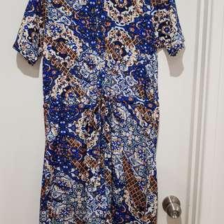 BNWT summer dress size 8