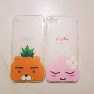 Kakao friends Ryan Apeach手機殼iphone case