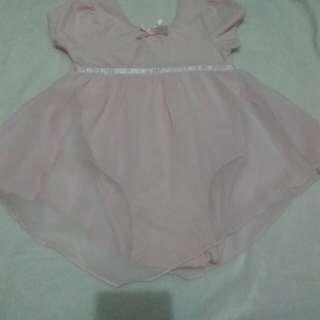 Dress ballerina cute pink
