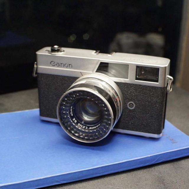 1961 Canon Canonet