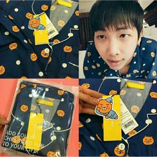 BTS RAPMON ONE SET RYAN PAJAMA