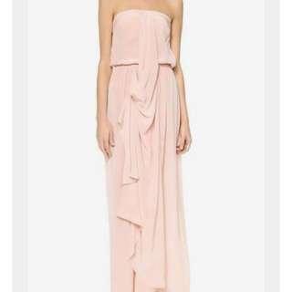 Zimmerman Rose Drape Dress *Bought for $599